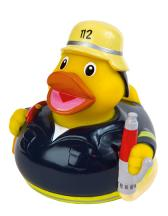 Squeaky Duck Fire fighter