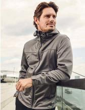 Men´s Hoody Softshell Jacket