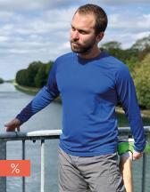 Langarm Funktions-Shirt Basic