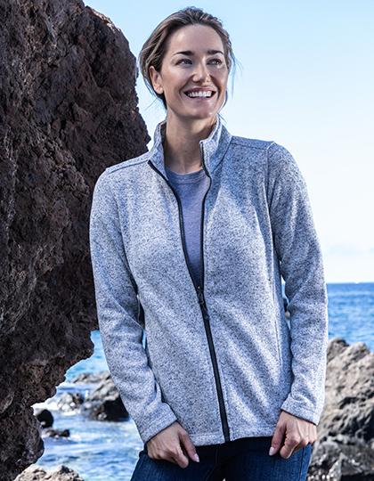 Women`s Knit Fleece Jacket C+